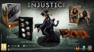 Injustice: Gods Among Us Collector Edition