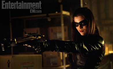 Huntress w Arrow