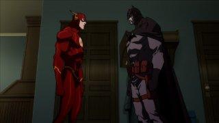 Flash i Thomas Wayne