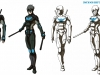 Nightwing concept art