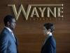 Lucius Fox i Bruce Wayne