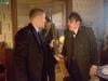 Jim Gordon, Oswald Cobblepot i Harvey Bullock