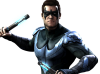 Nightwing w Injustice: Gods Among Us