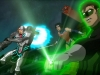 Green Lantern, Cyborg, Wonder Woman, Flash