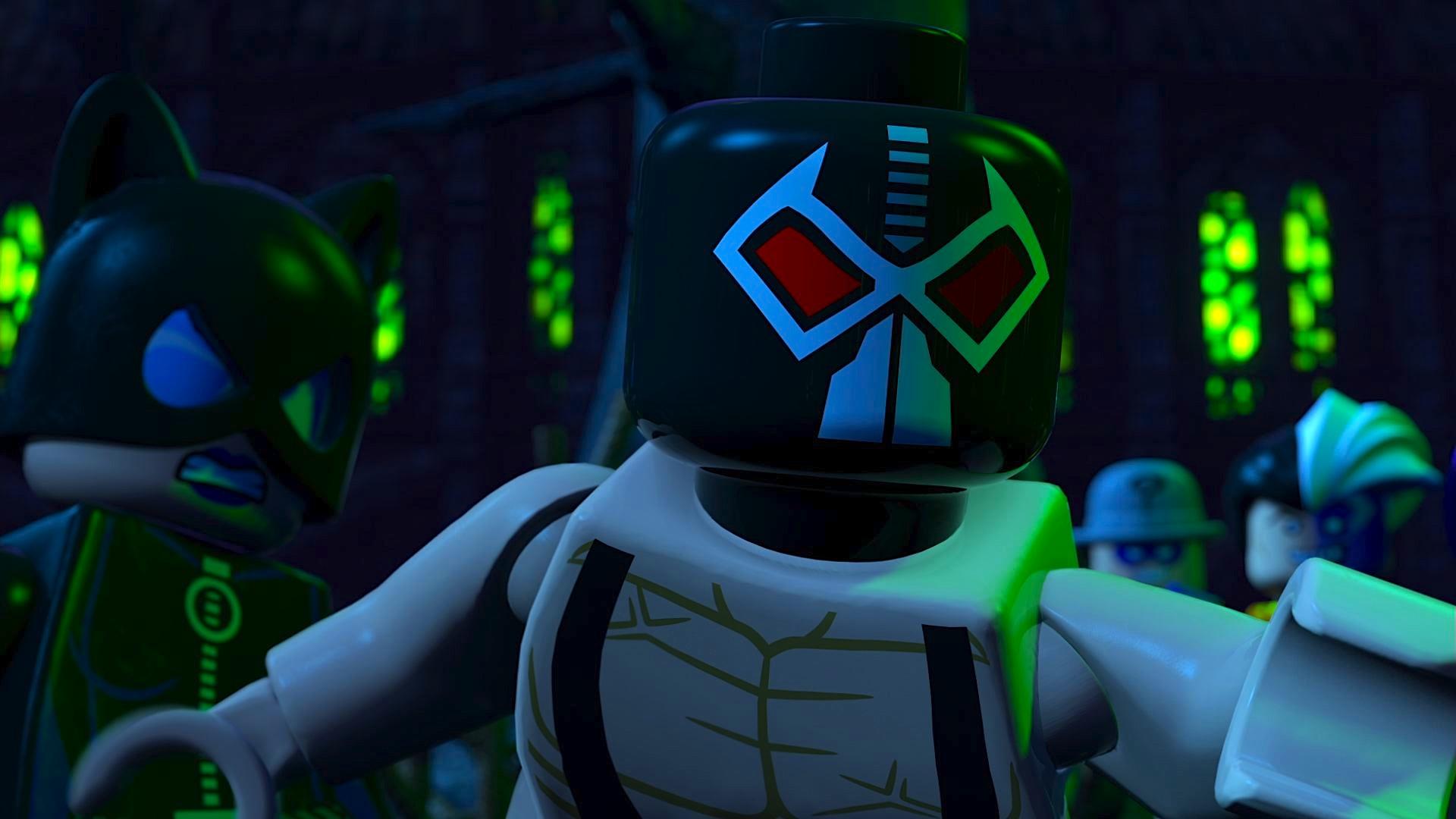 """Nowy klip i zdjęcia z """"Lego Batman: The Movie - DC ..."""