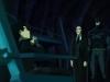 Damian, Alfred, Batman