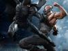 Promo poster - Batman vs Bane
