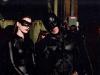 Batman i Catwoman na planie TDKR