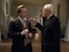 Christopher Nolan i Alfred na planie TDKR