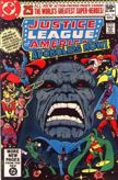 """Justice League Of America #184"