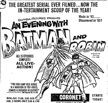 An Evening With Batman and Robin