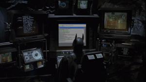 Batman chatuje
