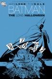 """""""Batman: The Long Halloween"""" - okładka"""