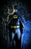 Strój Batmana twórcy fanfilmu