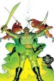 BATMAN AND ROBIN #23.3: RA'S AL GHUL AND THE LEAGUE OF ASSASSINS