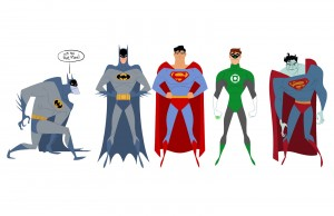 Justice League - Shannon Tindle