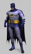 """Batman: Arkham Origins"" - Adam West skin"