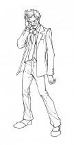 Joker - Andy Clarke