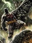 """""""Batman: Eternal #1"""" okładka"""