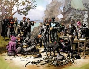 Batman: Eternal art