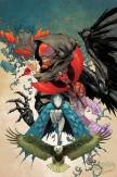 """""""Teen Titans #30"""" - okładka"""