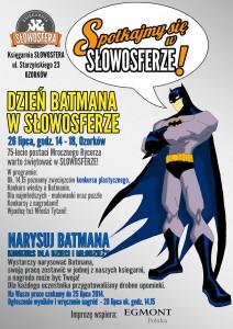 Dzień Batmana w Ozorkowie