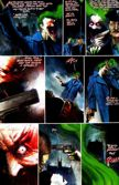 "Joker w ""Arkham Asylum"""