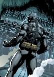BATMAN: FUTURES END #1