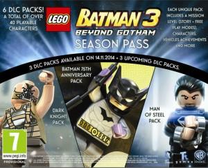 """LEGO Batman 3: Beyond Gotham"" DLC"