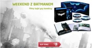 Weekend z Batmanem na IVOO.pl