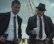"""Jim Gordon i Harvey Bullock w """"Gotham"""""""