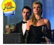 "Jason Lennon i Barbara w ""Gotham"""