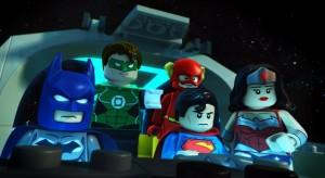 """LEGO Justice League: Attack of the Legion of Doom"""