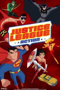 """""""Justice League Action"""""""