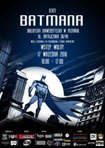 Dzień Batmana 2016 - Plakat