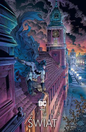 """""""Batman: Świat"""" już w sprzedaży"""
