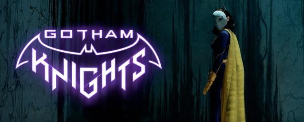 """Nowy zwiastun """"Gotham Knights"""""""