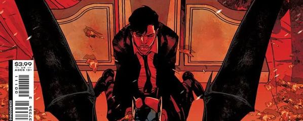 Zapowiedzi komiksów z Batmanem na styczeń 2022